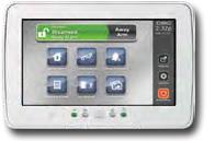 LCD keypad PTK5507
