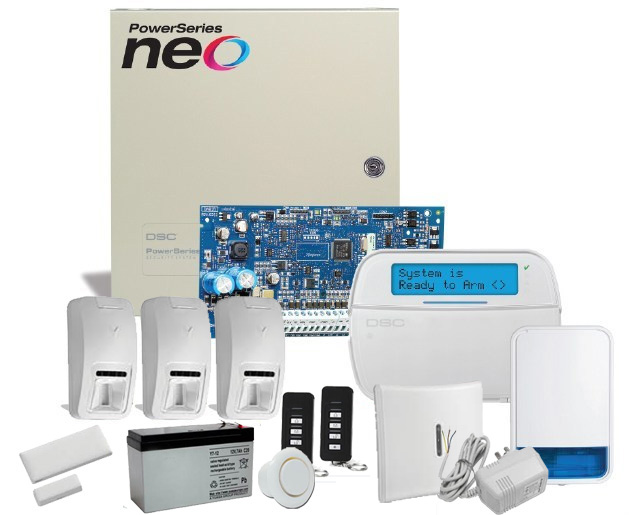 PowerSeries NEO By DSC For An Advanced And Powerful Security